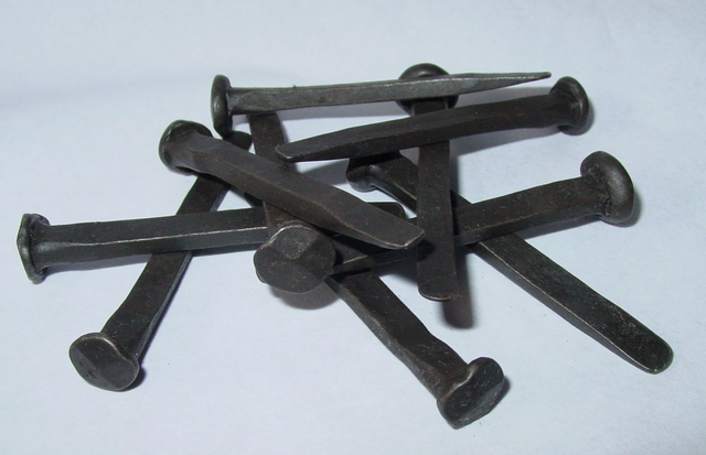 Forged Nails